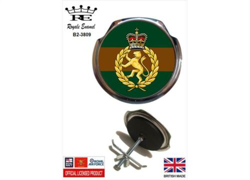 B2.3809 Royale Car Grille Badge /& Fittings WOMEN/'S ROYAL ARMY CORPS