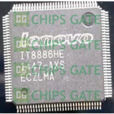 1PCS IT8886HE AXS IT8886HE-AXS IT8886HE QFP128