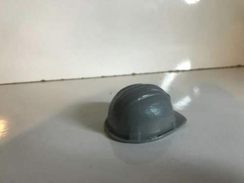 1//6 Scale Workers Safety Helmet UnPainted