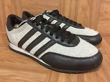 RARE�� Adidas Zodiak Materials Of The World Canada Maple Leaf Woven Leather 8