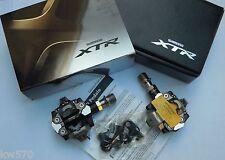 XTR - Pareja pedales Shimano PD-M9000 incluyendo tacos/ISinstrucciones b - NUEVO