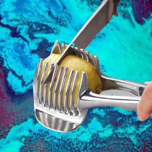 Kitchen-Tomato-Potato-Slicer-Clip-Holder-Fruit-Lemon-Vegetable-Cutter-Tools-SL