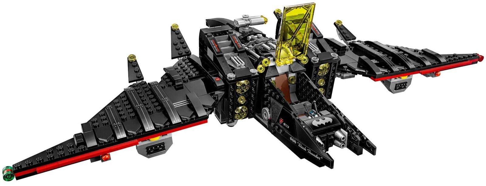 LEGO DC Batman - 70916  The Batwing - - - No Minifigures Box. df900b