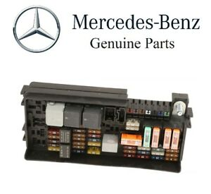 for mercedes w164 w251 gl class ml class r class fuse box. Black Bedroom Furniture Sets. Home Design Ideas