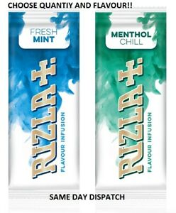 RIZLA-FLAVOUR-INFUSION-CARDS-MENTHOL-CHILL-OR-FRESH-MINT-MINTY-FLAVOUR-CARDS