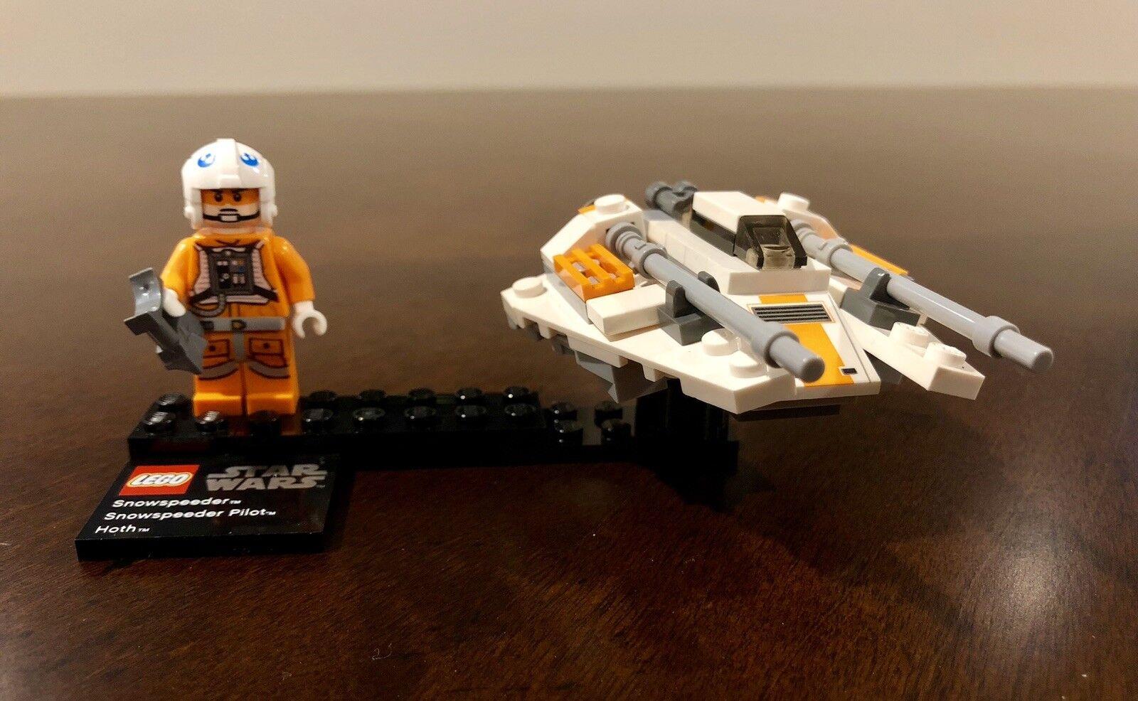 LEGO Star Wars Planet Series Series Series 4 (75009, 75010, 75011) Rare   see Description pic 89b11f