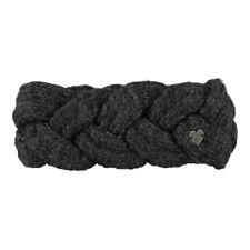 Barts Legend Headband Mauve Stirnband Mütze Wintermütze Strickmütze Grau