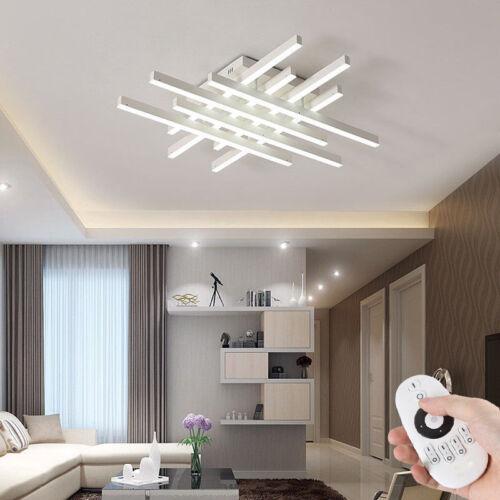 Sparsam Neu LED Deckenleuchte NX6010 Neues Design Mit Fernbedienung A