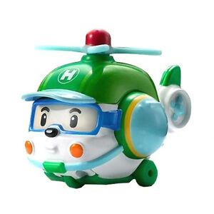 Robocar poli heli diecast korean tv animation series kids toy 887810057635 ebay - Robocar poli heli ...