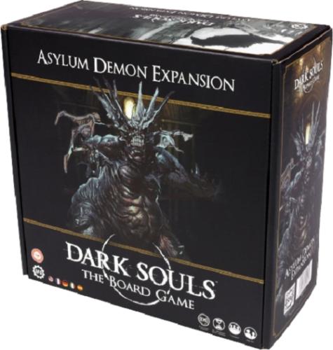 Dark Souls Board Game Expansion  Asylum Demon - Brand New IN STOCK