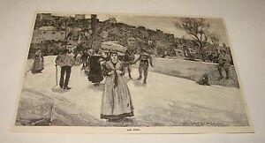 1893-Rivista-Incisione-San-Remo-Italia