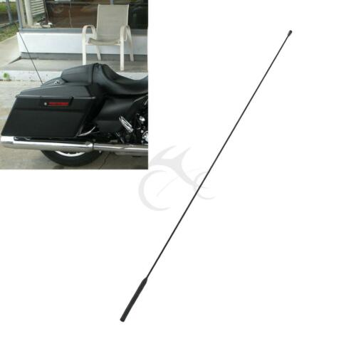 AM FM Antenna For Harley-Davidson Electra Road Glide 1998-2013 Radio Rubber