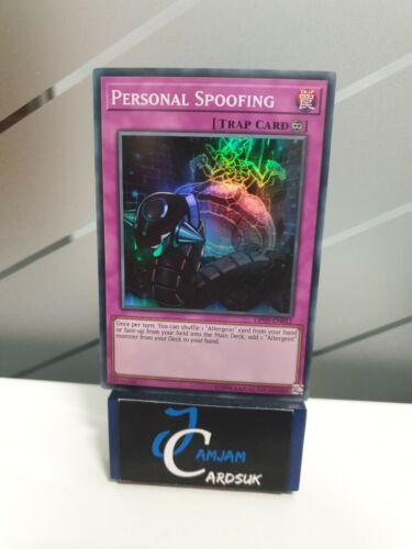 Yugioh Personal Spoofing OP09-EN012 Super Rare NM