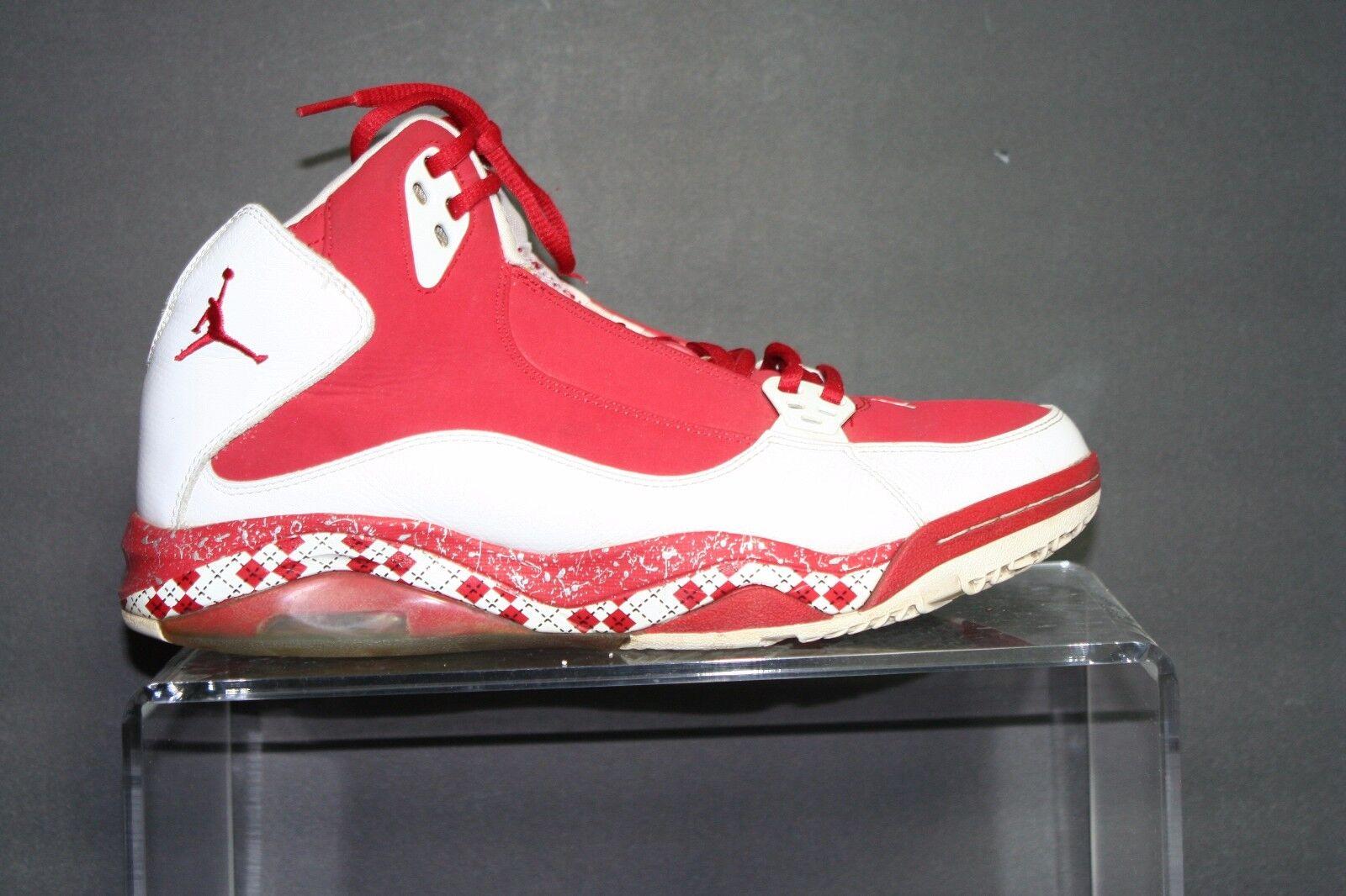 Nike Air Jordan Ol' School III 09' Sneakers Athletic Multi Red Men 10.5 Hipster