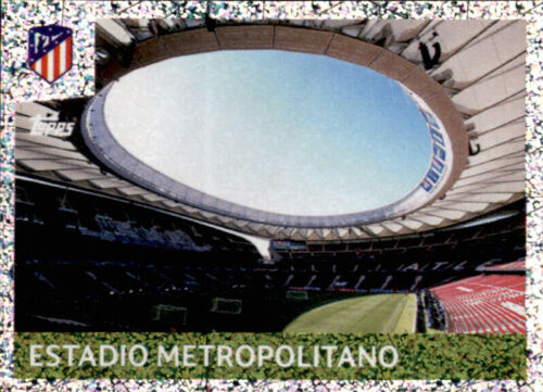 Stadium Champions League 19 20 2019 2020 Sticker 24 Atletico Madrid