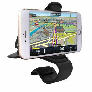 HUD Design Cradle Car Dashboard Mount Holder Stand For GPS Cell Phone Universal
