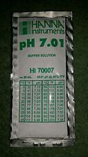 Hanna Instruments Fish Tank / Aquarium Calibration Fluids - pH 7