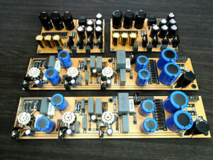 Do-it-yourself-Clone-d-Klimo-MC-MM-Phono-Stage-Amplifier-Kit-2-AMP-2-PSU-Kit