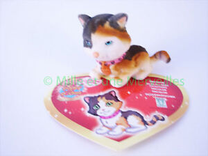 LELLO-ou-MELA-le-Chat-Tricolore-sa-carte-Puppy-in-my-Pocket-Serie-1