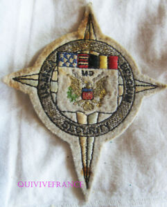 In12542 - Insigne Tissu Patch Usmca Belgium Security Ktdjhhan-07232420-261809319