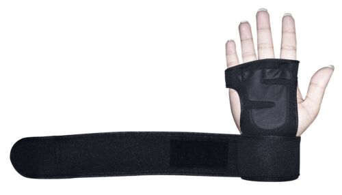 Prime Sports Crossfit Training Wrist Support Fitness Gym Powerlifting Gloves