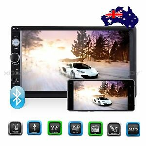 7-034-Car-Stereo-Radio-MP5-Player-Bluetooth-Touch-Screen-AUX-FM-Mirror-Link-2DIN-AU