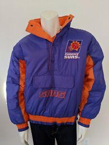 Chaqueta Euc Line púrpura abrigo Vintage Suns Nba medio naranja Phoenix Chalk Hombres FZ6fngqa