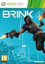 BRINK                  -----  NEUF    pour X-BOX 360