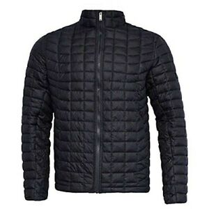 Ben-Sherman-Lightweight-Men-039-s-Black-Puffer-Jacket-Size-XXl