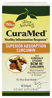 Curamed 750mg Terry Naturally Europharma 60 Softgels Exp 2019 30 Gels X 2