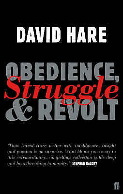 1 of 1 - (Good)-Obedience, Struggle and Revolt (Paperback)-Hare, David-0571232191