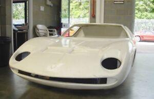 Lamborghini Miura Replica Kit Car Ebay