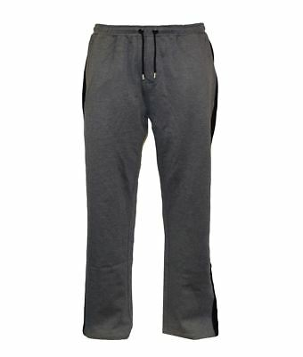 Humorvoll Espionage Mens Stretch Slim Fit Training Trousers (089) In Charcoal/black Aromatischer Charakter Und Angenehmer Geschmack