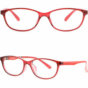 d73f5397b10 Image is loading Light-Women-Memory-Plastic-Frame-Flexible-Bendable- Prescription-