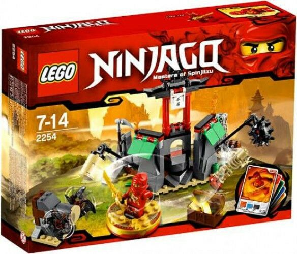 LEGO Ninjago Mountain Shrine Set  2254