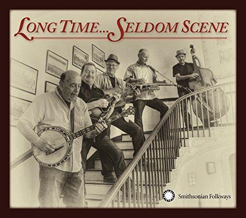 1 of 1 - The Seldom Scene - Long Time: Seldom Scene [New CD]