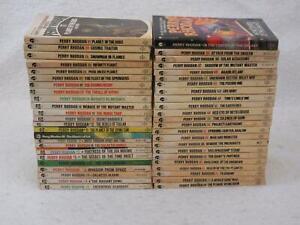 Lot of 47 PERRY RHODAN Ace Paperbacks #1-12 16-47 49 50 & Center of the Galaxy