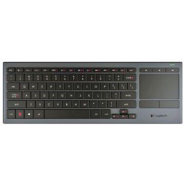 Refurb Logitech K830 Illuminated Living-Room Wireless Keyboard