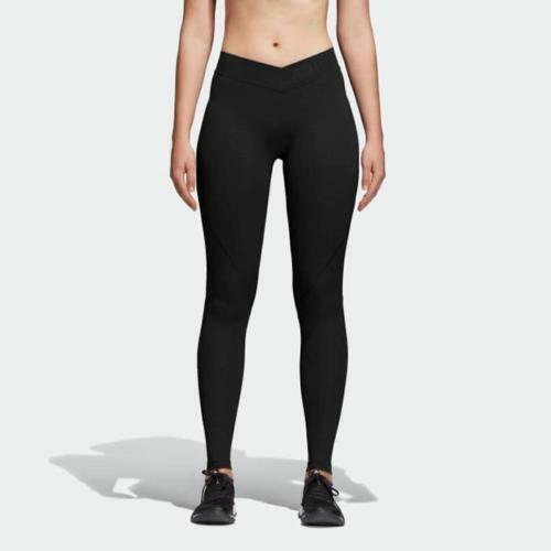 Adidas Women's Alpha  Skin Long Tights (CF6551) Running Yoga Training Pants SZ S  come to choose your own sports style