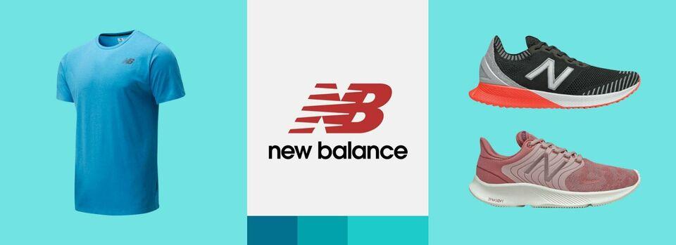 Use code PNEWB25 - 25% off* storewide at New Balance