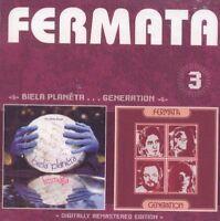 Fermata - Biela Planeta / Generation (cd) Usually Ships Within 12 Hours