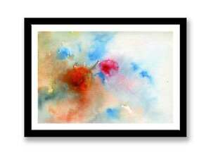 Clouds-abstract-watercolour-abstract-painting-unique-gift-Print-ID-204