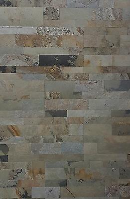 Heimwerker Fassade Natursteinverblender Selbstklebend 30x60cm Mazedonien Schiefer Wandverblender Ein Unbestimmt Neues Erscheinungsbild GewäHrleisten