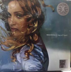 MADONNA-RAY-OF-LIGHT-2-X-CLEAR-VINYL-LP-2018-BLACK-FRIDAY-RSD-NEW-SEALED