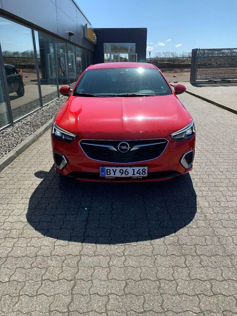 Opel Insignia 2,0 T 260 GSi Grand Sport aut. 4x4