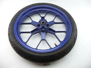 Aprilia-RS-125-PY-Bj-2006-front-wheel-Rad-Felge-Vorderrad