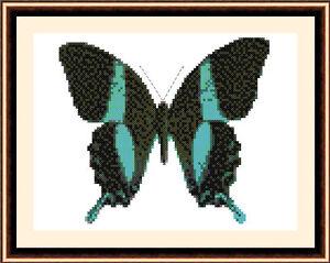 Butterfly-8517-Cross-Stitch-Kit