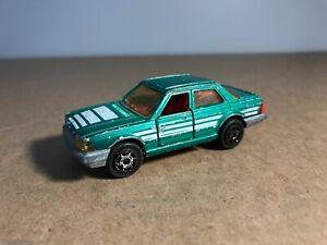 Vtg-Majorette-Honda-Accord-219-Green-1-59-Scale-Diecast-1981-1985