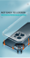 miniatura 19 - CUSTODIA per iPhone 13 12 Pro Max Mini 11 Cover TPU + Pellicola VETRO Temperato