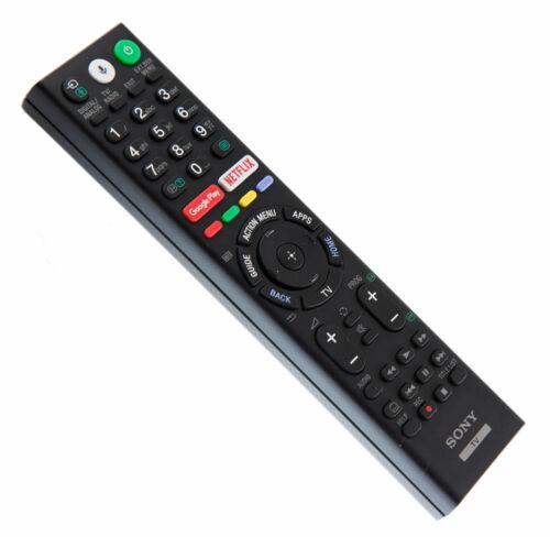 New SONY KD-43XE8396 Genuine Original LED TV Remote Control
